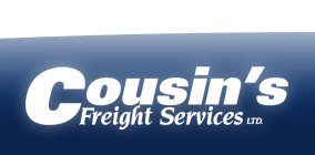 Cousin's Freight Services Ltd.
